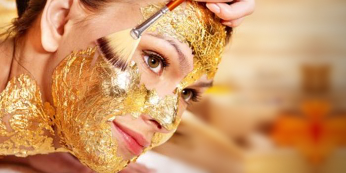 Gold treatment