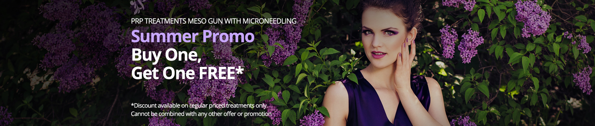 PRP Treatments Meso Gun with Microneedling